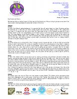 Y4 Autumn 2016 curriculum letter