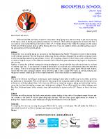 Y5 Curriculum letter Spring 2017