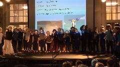 "Shakespeare's ""The Tempest"" rap performed by Year 2."