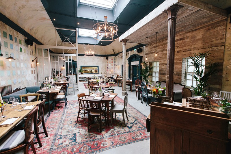 Meal for 2 at Bull and Gate with Wine RRP £50 Image