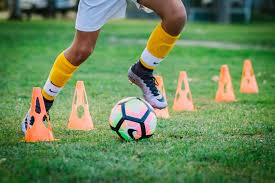 Football Technical Assessment and Session from Catapult Sports Image