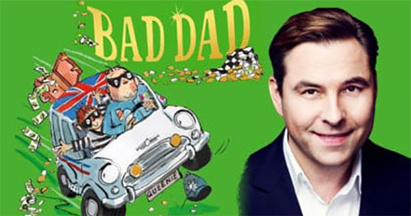 Signed copy of Bestselling kids author's David Walliams classic