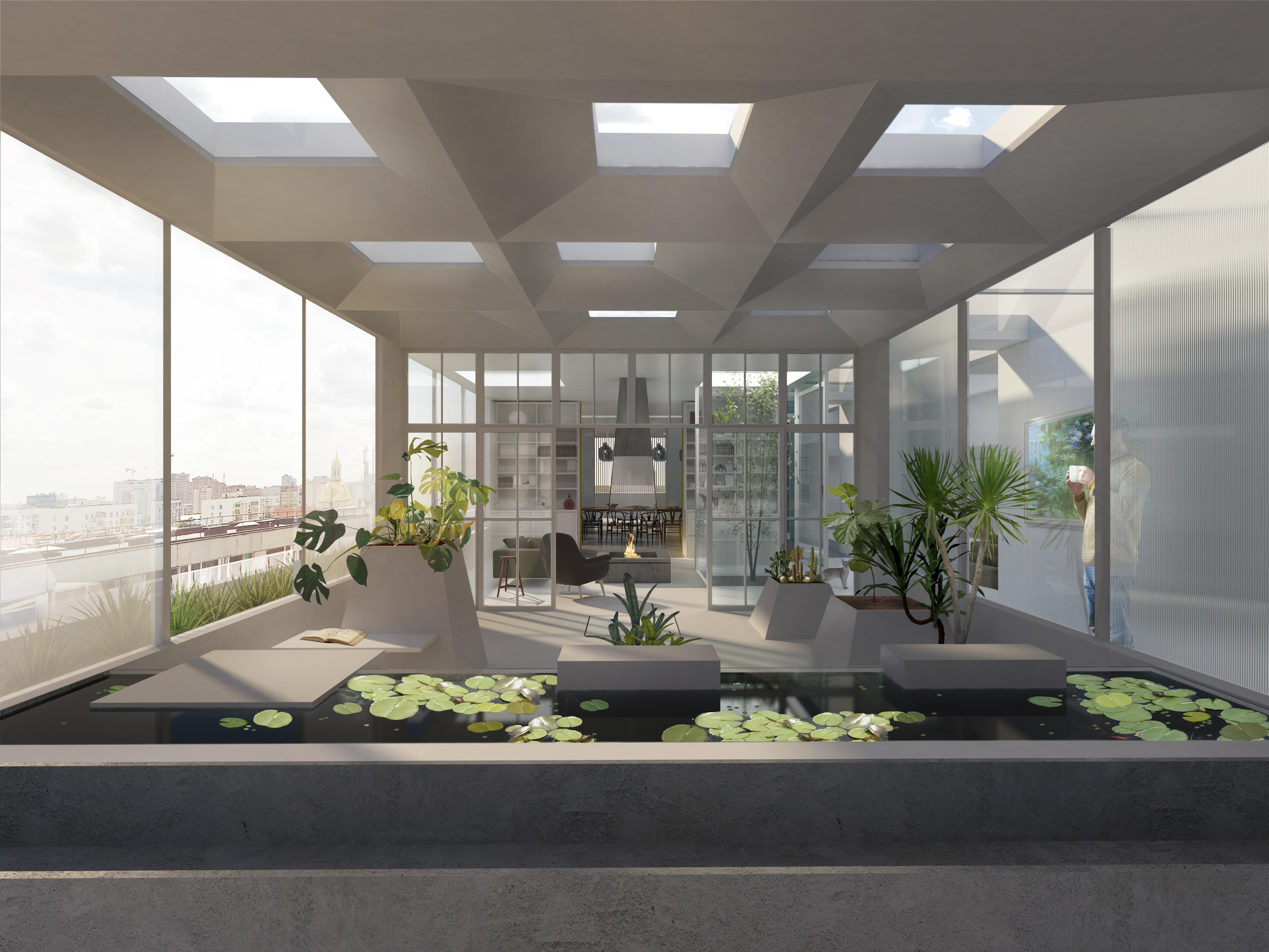 1 Hour 3D Tutorial with Award Winning Architects - Threefold Image