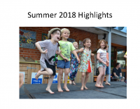 Summer term 2018 Highlights
