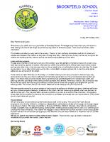 nursery curriculum letter 2018 YN