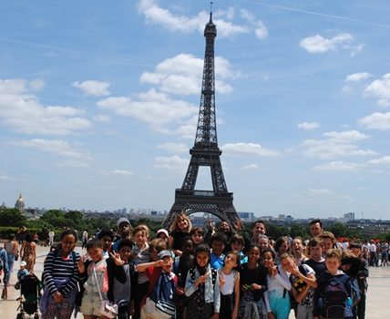 5B trip to Paris