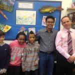 Moe Naing at Brookfield School