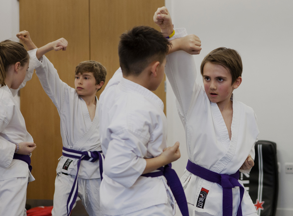 Free Karate classes for 2 months at Dojo Van Rel, plus free uniform