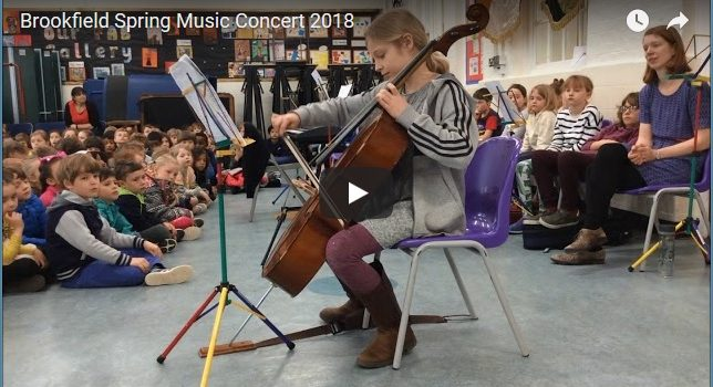 Spring Music Concert 2018 video
