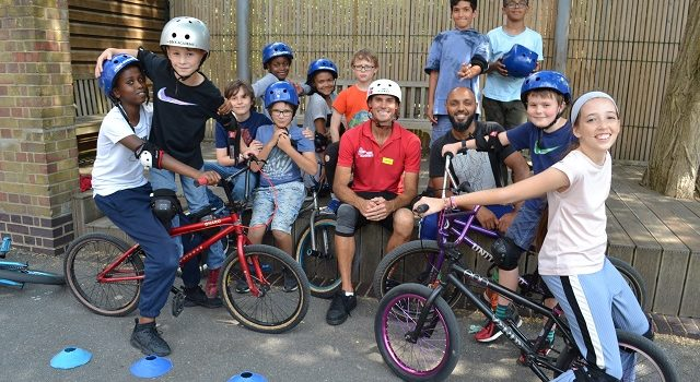 BMX Workshop