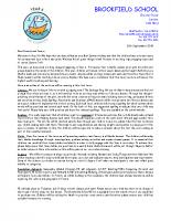 Y6 Curriculum letter Autumn term 2019