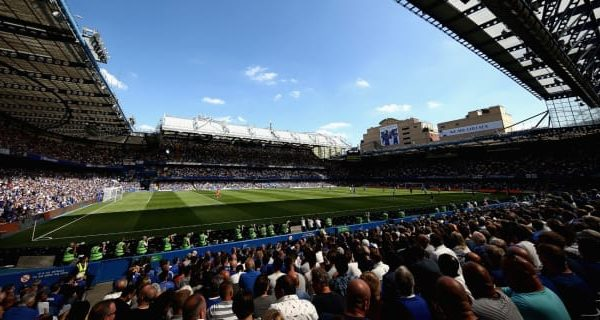 2 tickets to see Chelsea at Stamford Bridge