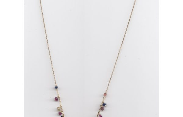 Necklace from Sweet Pea