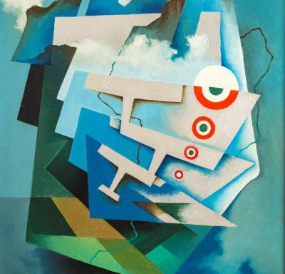 Private guided tour of Tullio Crali's exhibition at the Estorick Collection with curator