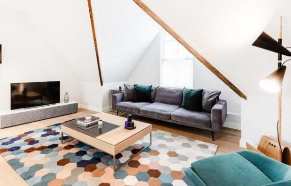 A night in a serviced apartment in London Be Apartment