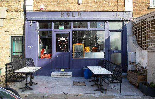 Meal for two at Bold, York Rise