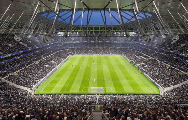 2 tickets to see Spurs play a PL game this season
