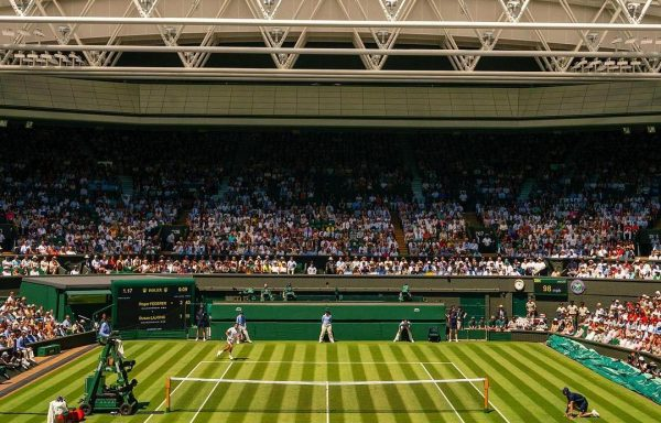 2 tickets for Wimbledon, Centre Court, Tues 30th June