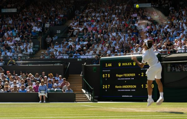 2 tickets for Wimbledon, Number 1 Court, Tues 30th June