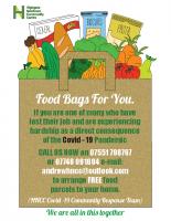 HNCC Food Bank Poster