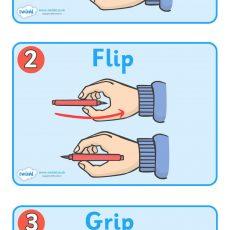 Nip, Grip, Flip
